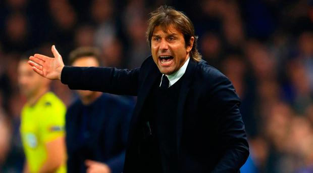 Support: Antonio Conte has the trust of his players