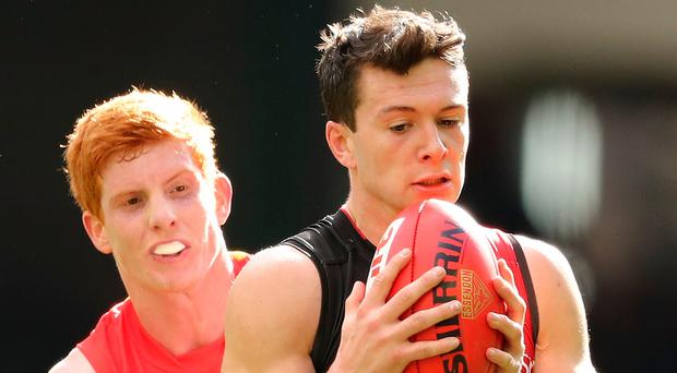 Tyrone man Conor McKenna, now play Aussie Rules for Essendon, is likely to be part of Ireland's International Rules team.