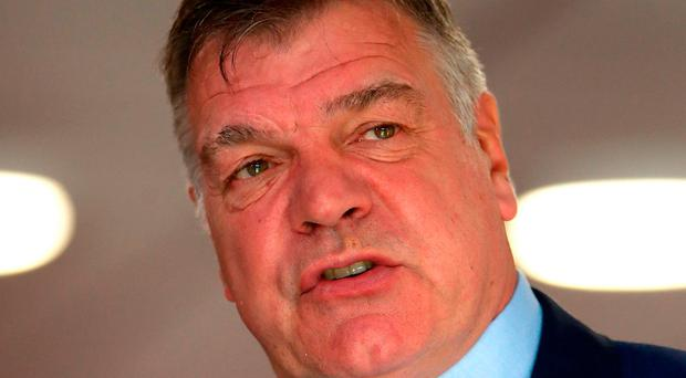 Big name: Sam Allardyce has been backed for the Gers job