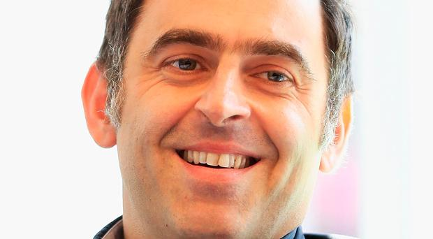 Prize pot: Ronnie O'Sullivan is chasing snooker history