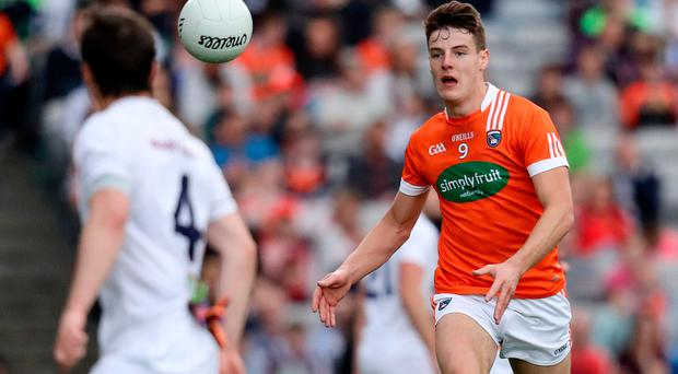 Aussie mission: Niall Grimley is jetting off with Ireland