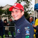 Champion change: Callum Devine is driving an R5 Ford Fiesta on his Wales Rally GB debut