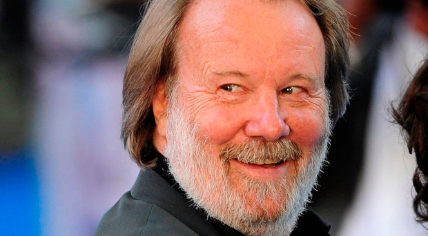 Benny Andersson is still going strong at the age of 70