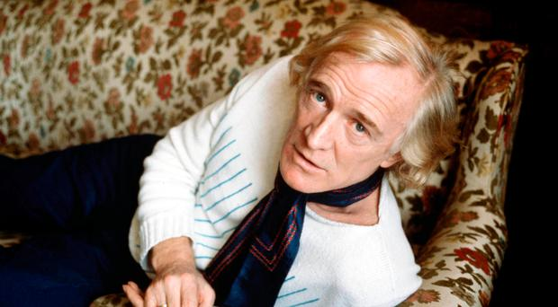 Hell-raiser: Limerick-born Richard Harris lived a tempestuous life but is remembered as one of the finest Irish actors ever