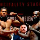 Ready to rumble: Anthony Joshua and Carlos Takam