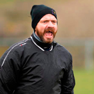 Big challenge: Martin Greene is now relishing the Ulster Club semi-finals