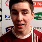 On target: Eoghain Murray netted for Tattyreagh