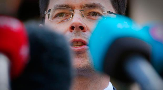 James Brokenshire will make a statement in the Commons today