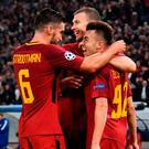 At the double: Stephan El Shaarawy hails his second goal