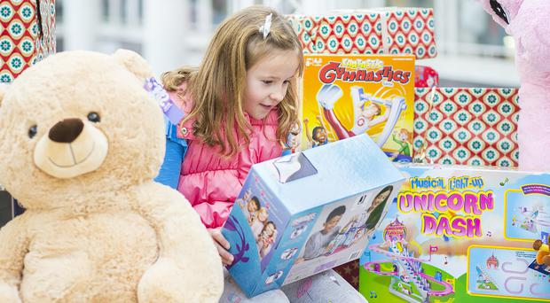 Make Christmas child's play with first ever toy tester event at CastleCourt.