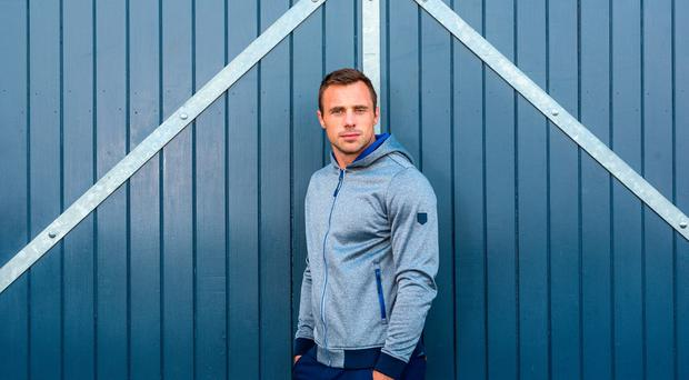 SUNDAY LIFE NEWS - Ulster rugby player Tommy Bowe modelling his new season from his clothing line XV Kings Clothing. Jacket – style name Tenby STG RRP £69.99. Trousers - style name Fyffe STG RRP £49.99