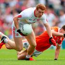 Take Harte: Tyrone's Peter Harte's versatility may have cost him an All-Star spot and the chance to join team-mate Colm Cavanagh