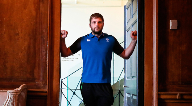 Sore point: Iain Henderson is still hurt by the failure to net a series win in South Africa last year