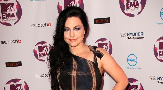 Dramatic sound: Evanescence and Amy Lee are back with their fourth album