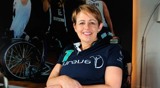 Keynote speaker: Baroness Tanni Grey-Thompson