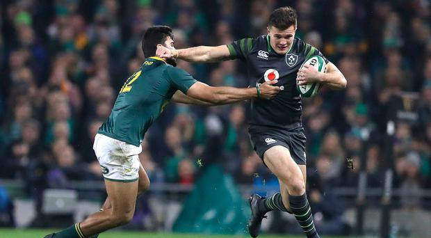 Ireland misses out on Rugby World Cup 2023