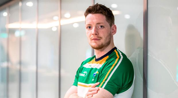 Optimistic: Conor McManus