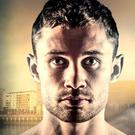 Carl Frampton will fight Mexican Horacio Garcia in his homecoming bout.