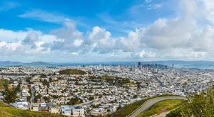 Growing profile: Irish companies have established a large presence in San Francisco over the years