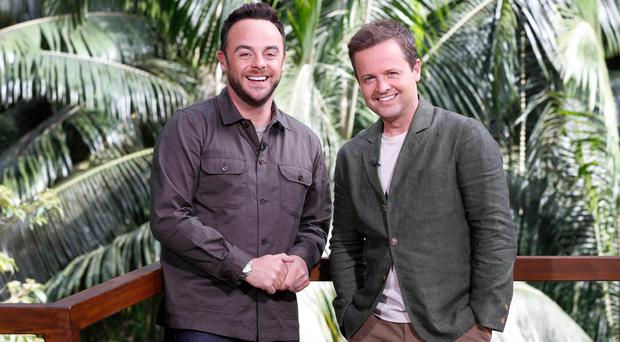 Pictured: Ant & Dec