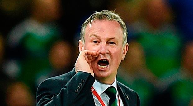 Wanted man: Michael O'Neill