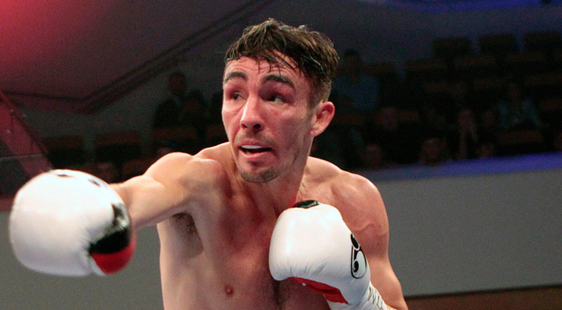 Worth the wait: Jamie Conlan has waited a long time for his big chance