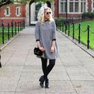 Belfast fashion and beauty blogger Carolyn Henderson