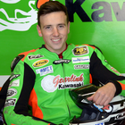 Andrew Irwin finished second in the 2017 British Supersport series.
