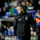 Relief: Dungannon Swifts boss Rodney McAree