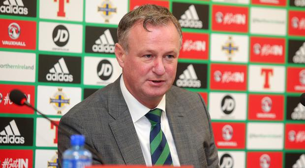 Scotland want O'Neill