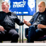 Talking legends: Norman Whiteside and Paul McGrath
