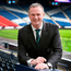 Back to future: Michael O'Neill at Hampden Park ahead of a clash with Scotland in 2015
