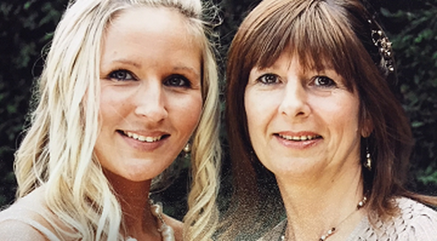 Marion Millican and daughter Suzanne