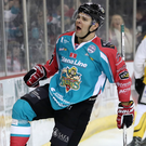 David Rutherford is back with the Belfast Giants.