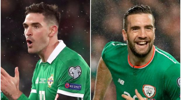 Northern Ireland and the Republic of Ireland were both beaten in the World Cup play-offs but for Liam Beckett, some of the BBC's discussion surrounding the ties was ill-judged.