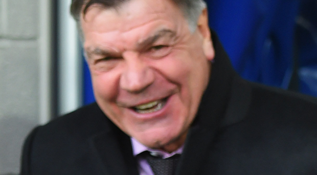 In the running: Sam Allardyce has been linked with Baggies
