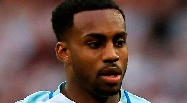 In contention: Danny Rose