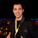 Old rival: Scott Quigg would relish a Frampton rematch