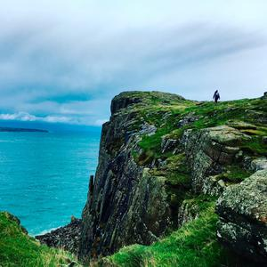 The Cliffs of Fairhead