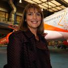 Outgoing easyJet chief executive Carolyn McCall
