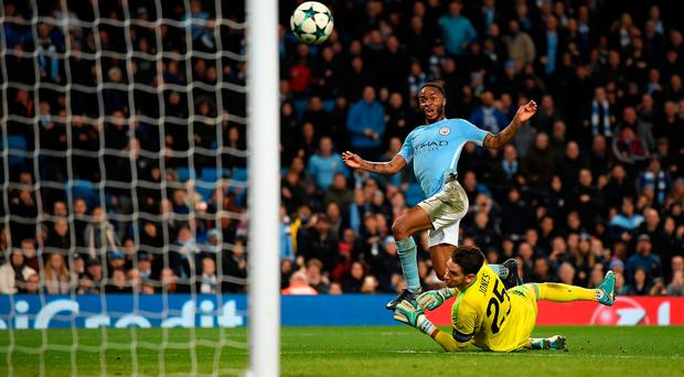 Late show: Raheem Sterling wins it for City in the closing minutes