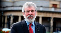 Gerry Adams may be 'retiring', but little will change with regard to Sinn Fein's strategy