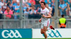 Big name: Sean Cavanagh heads the Moy challenge