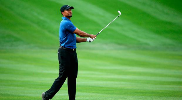 Tiger says he's ready: Day
