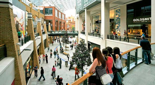 Victoria Square took top spot in retail guide