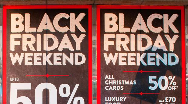 Orlando's Black Friday shoppers spread out
