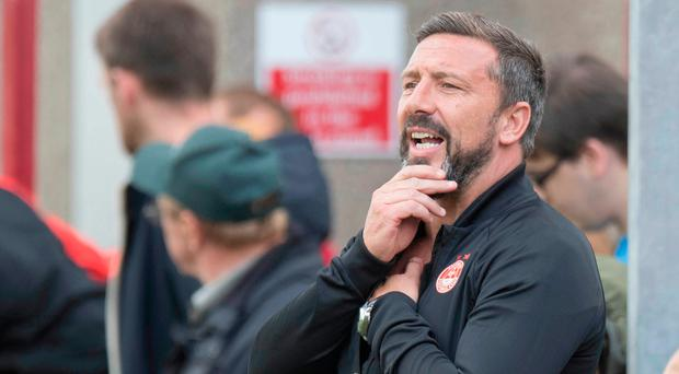 Speculation: Derek McInnes