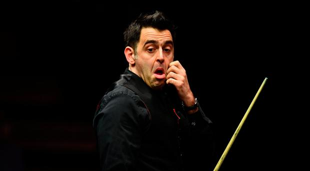Shock loss: Ronnie O'Sullivan slips to defeat at the Waterfront