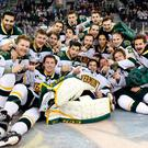 Winners: University of Vermont won the Belpot Trophy in 2016