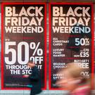 Remember the frantic scenes as shoppers literally fought each other over bargains on Black Fridays past?
